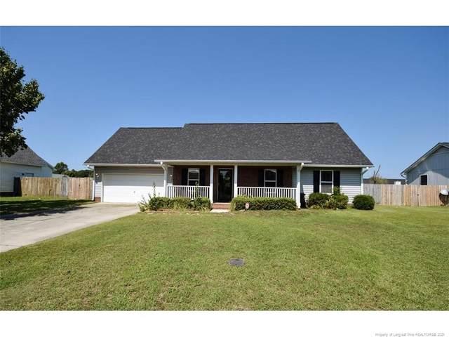 113 Mix Trail Lane, Raeford, NC 28376 (MLS #654260) :: Freedom & Family Realty