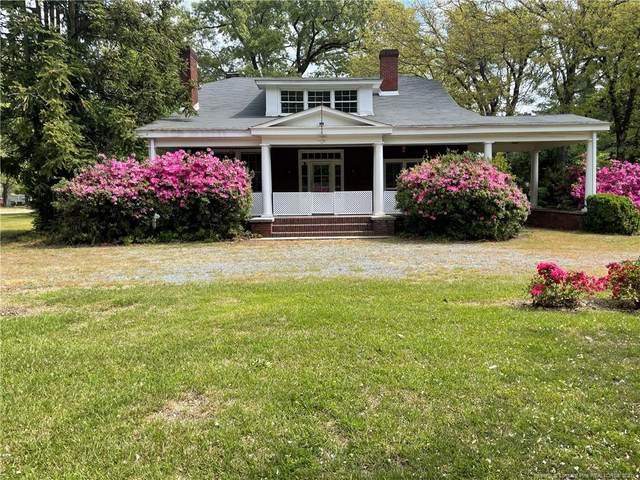 21881 Gilchrist Street, Wagram, NC 28396 (MLS #654266) :: Towering Pines Real Estate