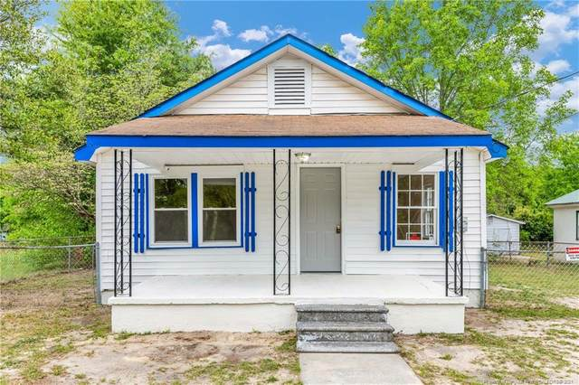 1918 Powell Street, Fayetteville, NC 28306 (MLS #654292) :: Freedom & Family Realty