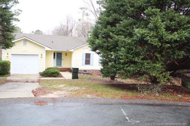 6802 Beaverstone Drive, Fayetteville, NC 28304 (MLS #654300) :: Freedom & Family Realty