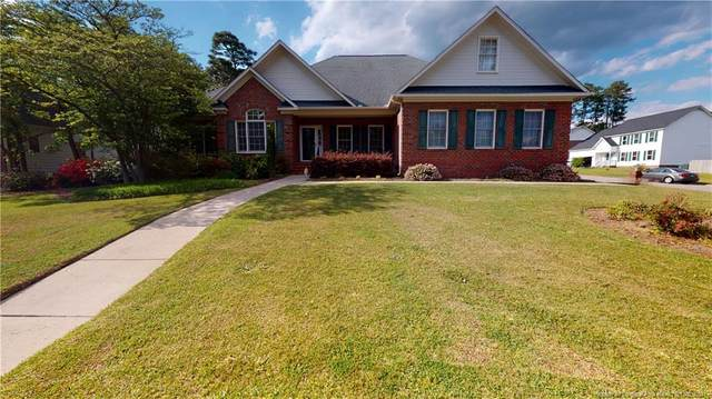 730 Spy Glass Drive, Fayetteville, NC 28311 (MLS #654323) :: Towering Pines Real Estate