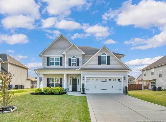 349 Royal Birkdale Drive, Raeford, NC 28376 (MLS #654325) :: Towering Pines Real Estate