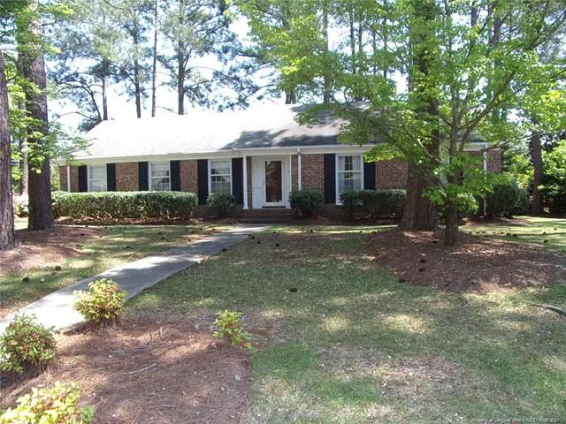 401 Wayberry Drive, Fayetteville, NC 28303 (MLS #654453) :: Towering Pines Real Estate