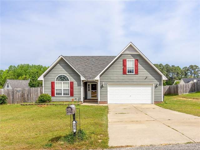 256 Walden Green Drive, Raeford, NC 28376 (MLS #654462) :: The Signature Group Realty Team