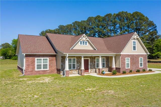 6411 New Hope Church Road, Wade, NC 28395 (MLS #654465) :: The Signature Group Realty Team