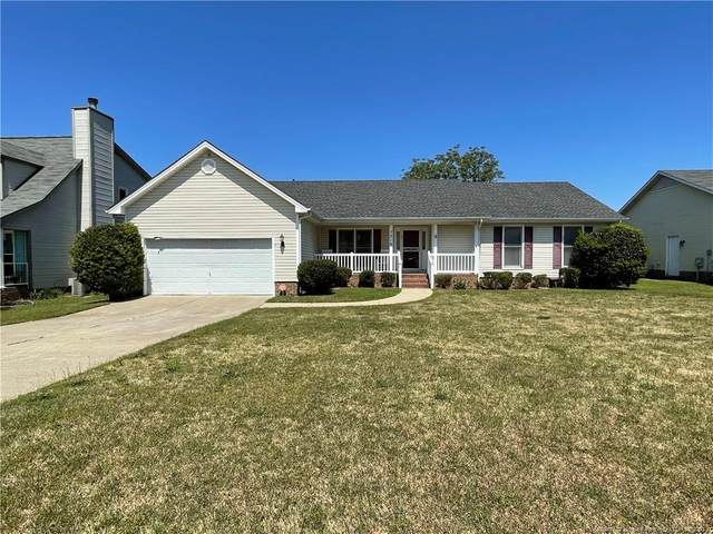 7316 Shillinglaw Circle, Fayetteville, NC 28314 (MLS #654476) :: The Signature Group Realty Team