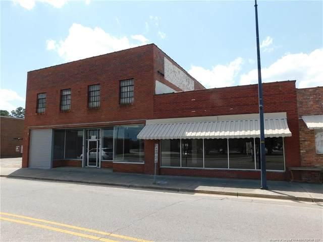 104 S Main Street, Fairmont, NC 28340 (MLS #654490) :: Freedom & Family Realty