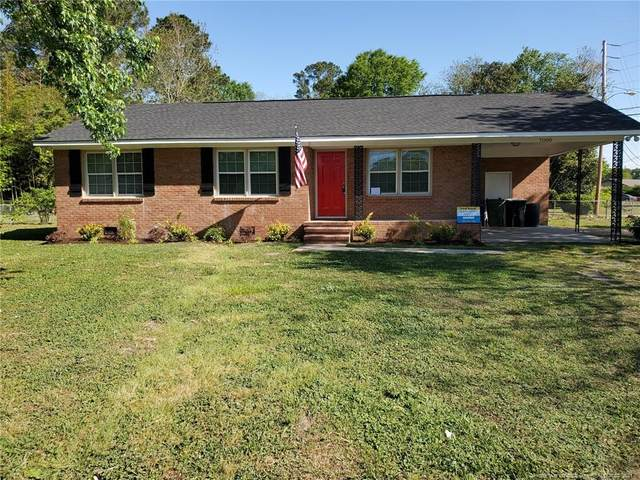 7000 Bronwyn Street, Fayetteville, NC 28314 (MLS #654498) :: Moving Forward Real Estate