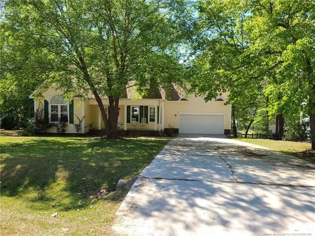 2834 Carolina Way, Sanford, NC 27332 (MLS #654511) :: Towering Pines Real Estate