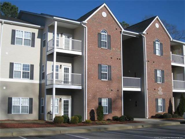 635 Marshtree Lane #202, Fayetteville, NC 28314 (MLS #654516) :: The Signature Group Realty Team