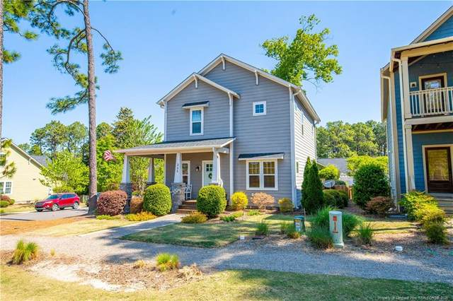 225 Springwood Way, Southern Pines, NC 28387 (MLS #654521) :: The Signature Group Realty Team
