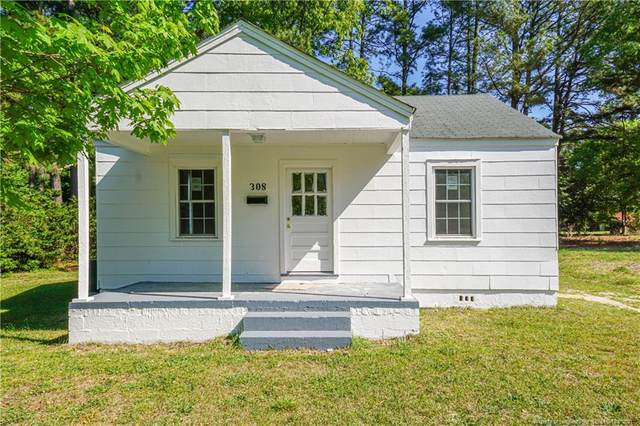 308 W 8th Avenue, Raeford, NC 28376 (MLS #654536) :: The Signature Group Realty Team