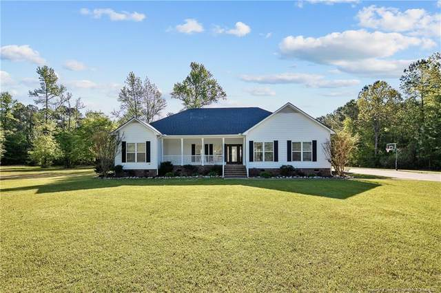 2116 Altitude Drive, Eastover, NC 28312 (MLS #654567) :: The Signature Group Realty Team