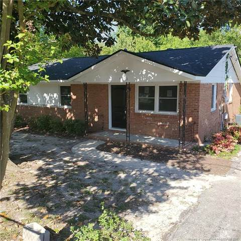 4046 Village Drive, Fayetteville, NC 28304 (MLS #654589) :: Towering Pines Real Estate