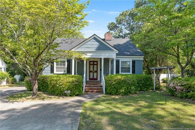704 Rush Road, Fayetteville, NC 28305 (MLS #654590) :: Freedom & Family Realty