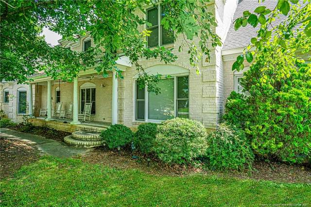 433 Foxwood Drive, Hope Mills, NC 28348 (MLS #654608) :: Moving Forward Real Estate