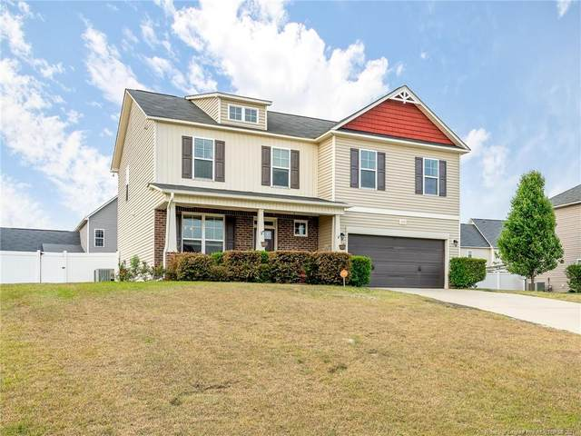 151 Colonist Place, Cameron, NC 28326 (MLS #654614) :: On Point Realty