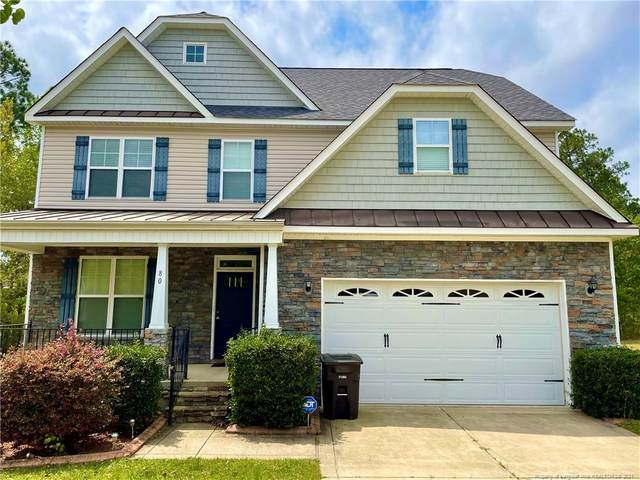 80 Buckman Drive, Cameron, NC 28326 (MLS #654619) :: Freedom & Family Realty