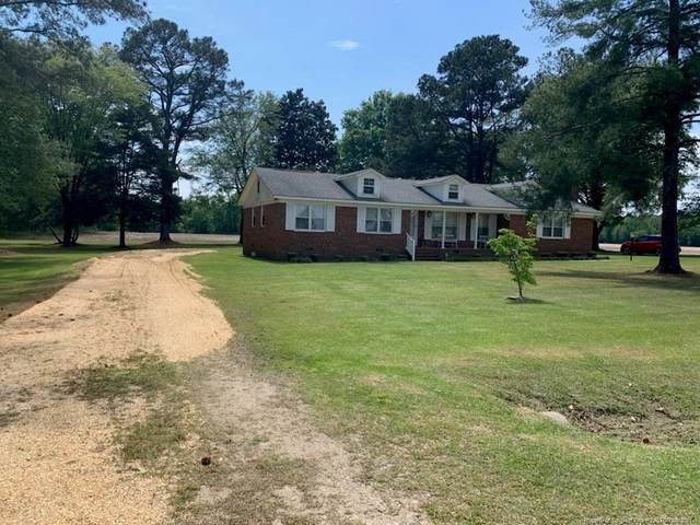 8215 Carlos Road, Linden, NC 28356 (MLS #654633) :: The Signature Group Realty Team