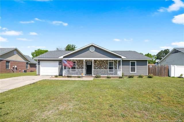 1117 Whiskerlake Drive, Fayetteville, NC 28312 (MLS #654635) :: Towering Pines Real Estate