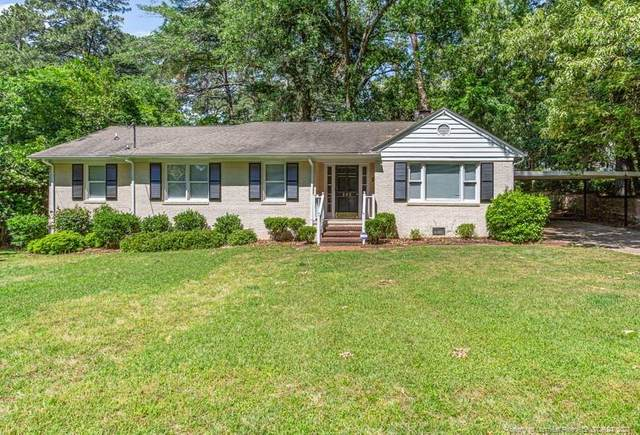 220 Valley Road, Fayetteville, NC 28305 (MLS #654654) :: Towering Pines Real Estate