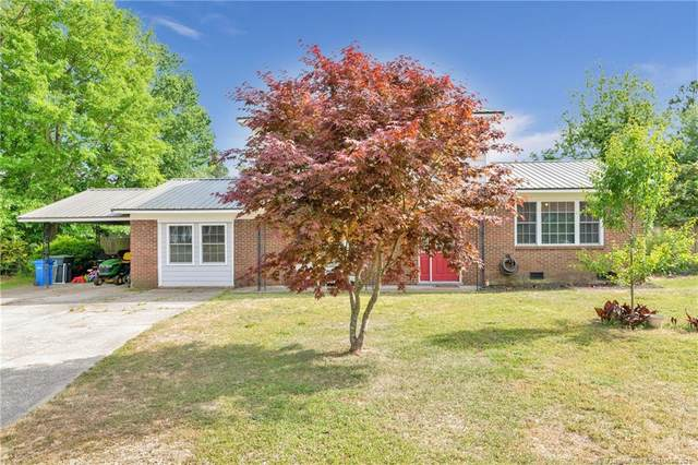 408 Botany Court, Fayetteville, NC 28303 (MLS #654659) :: The Signature Group Realty Team
