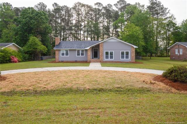 234 Northwood Drive, Whiteville, NC 28472 (MLS #654661) :: Towering Pines Real Estate