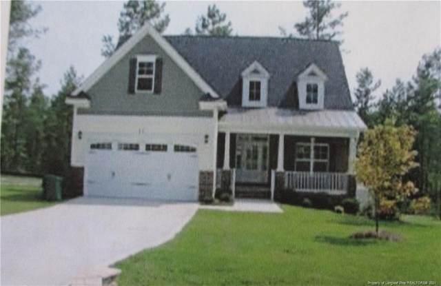 31 Shellnut Circle, Spring Lake, NC 28390 (MLS #654678) :: Towering Pines Real Estate