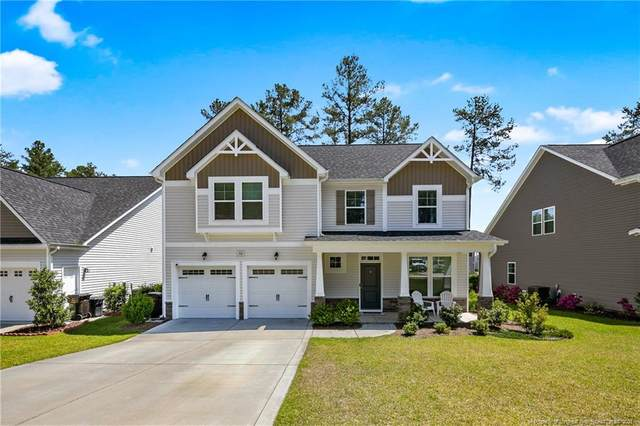 90 Timber Skip Drive, Spring Lake, NC 28390 (MLS #654686) :: On Point Realty