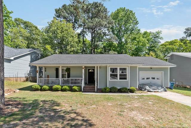 698 Dowfield Drive, Fayetteville, NC 28311 (MLS #654691) :: Towering Pines Real Estate
