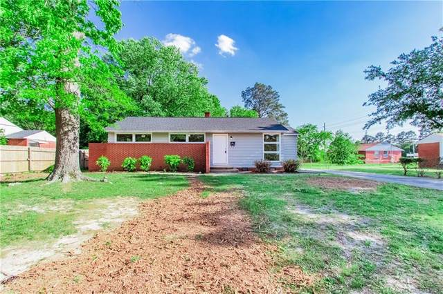 3215 Friendly Road, Fayetteville, NC 28304 (MLS #654713) :: The Signature Group Realty Team