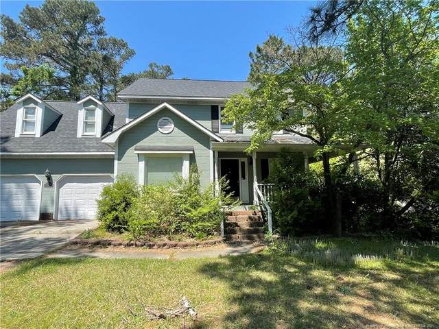 2065 Wood Duck Drive, Fayetteville, NC 28304 (MLS #654716) :: The Signature Group Realty Team