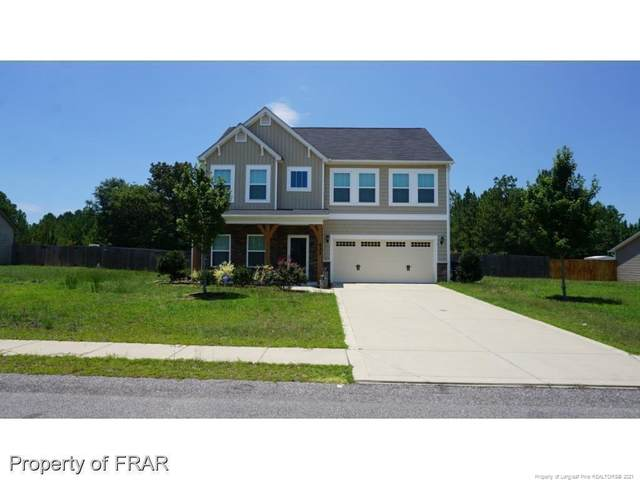 433 Blackhawk Lane, Raeford, NC 28376 (MLS #654726) :: Freedom & Family Realty