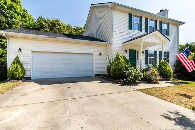 481 Coachman Way, Sanford, NC 27332 (MLS #654728) :: Towering Pines Real Estate