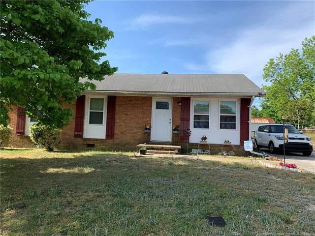 147 Rosebud Street, Spring Lake, NC 28390 (MLS #654732) :: Towering Pines Real Estate
