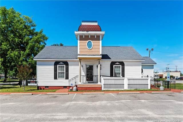 420 S Main Street, Laurinburg, NC 28352 (MLS #654738) :: The Signature Group Realty Team