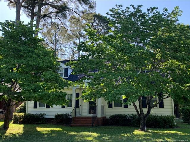 509 S Mckay Avenue, Dunn, NC 28334 (MLS #654740) :: Towering Pines Real Estate