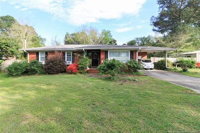 3109 Phillies Circle, Fayetteville, NC 28306 (MLS #654744) :: The Signature Group Realty Team