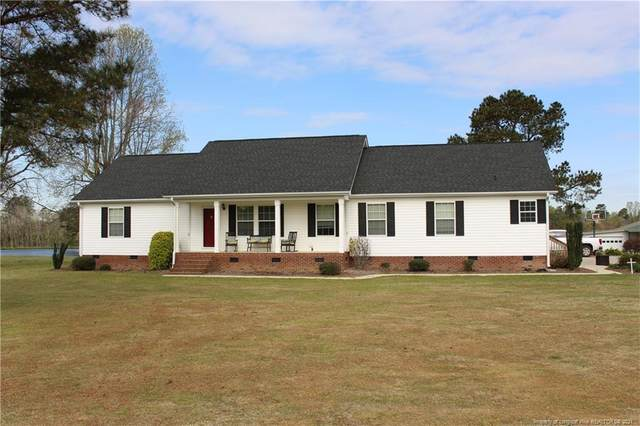 486 Denning Road, Benson, NC 27504 (MLS #654748) :: The Signature Group Realty Team