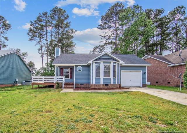 2512 Painters Mill Drive, Fayetteville, NC 28304 (MLS #654756) :: The Signature Group Realty Team