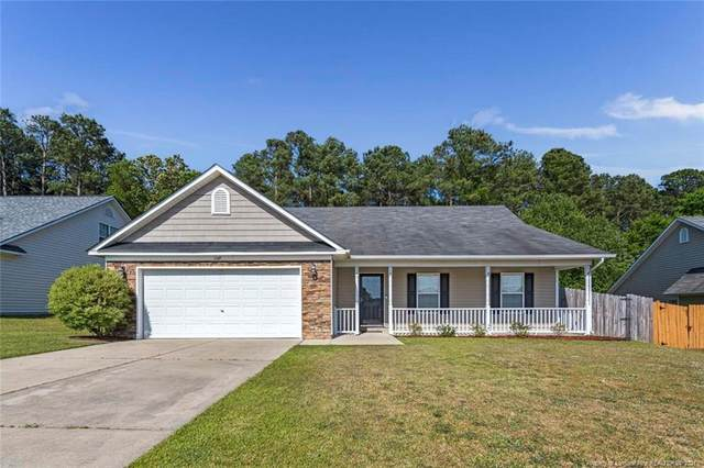 1109 Screech Owl Drive, Hope Mills, NC 28348 (MLS #654768) :: The Signature Group Realty Team