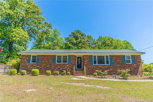 1587 Seventy First School Road, Fayetteville, NC 28314 (MLS #654778) :: The Signature Group Realty Team