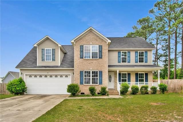 3111 Bakersville Drive, Hope Mills, NC 28348 (MLS #654779) :: Moving Forward Real Estate