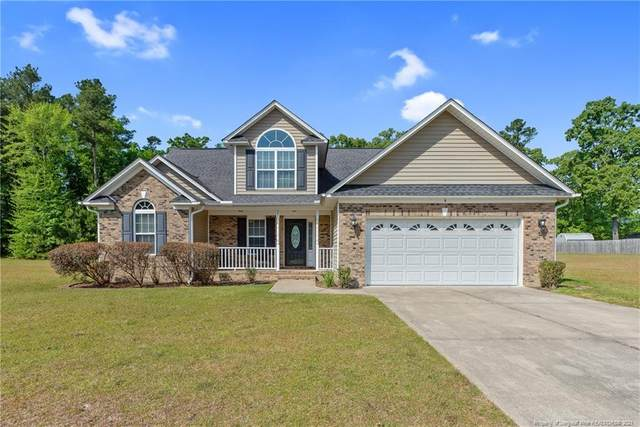 361 Livingston Drive, Raeford, NC 28376 (MLS #654797) :: The Signature Group Realty Team