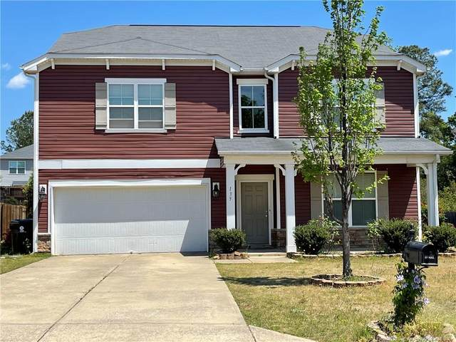 135 Chownings Drive, Sanford, NC 27330 (MLS #654812) :: Towering Pines Real Estate