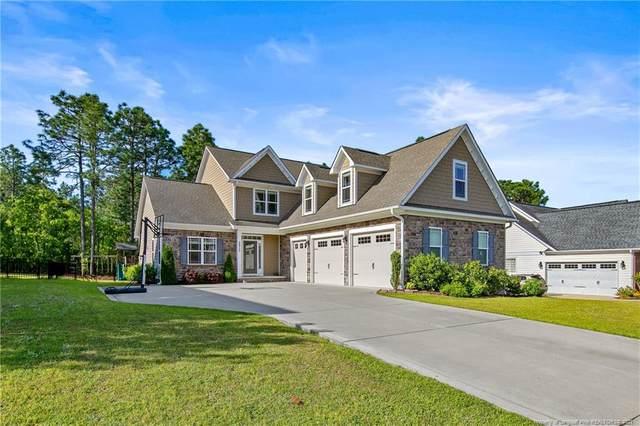 2933 Hampton Ridge Road, Fayetteville, NC 28311 (MLS #654824) :: Towering Pines Real Estate