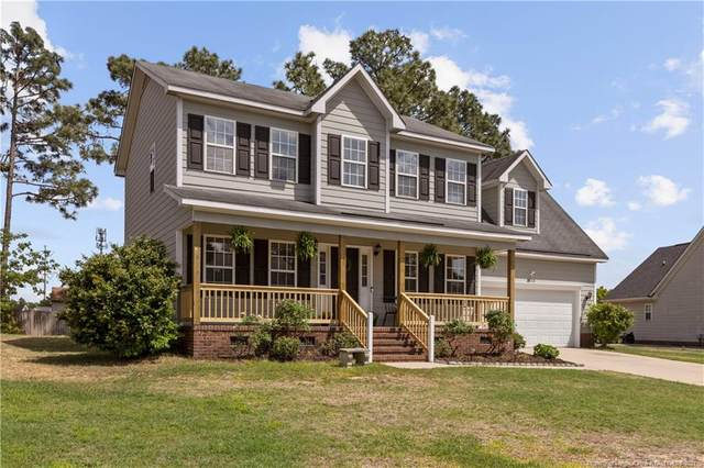 3013 Piney Mountain Drive, Hope Mills, NC 28348 (MLS #654829) :: The Signature Group Realty Team