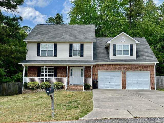 276 Edgecombe Drive, Spring Lake, NC 28390 (MLS #654845) :: Freedom & Family Realty