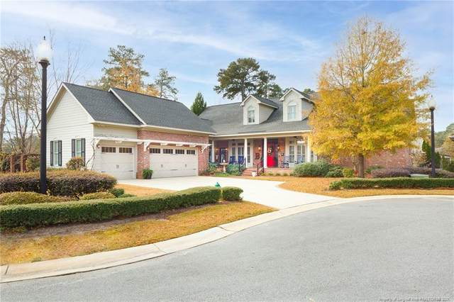 909 Calamint Lane, Fayetteville, NC 28305 (MLS #654849) :: Freedom & Family Realty