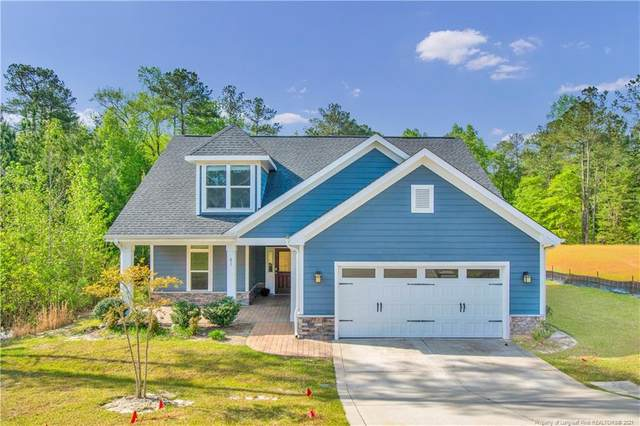 61 Glenwood Court, Spring Lake, NC 28390 (MLS #654857) :: The Signature Group Realty Team